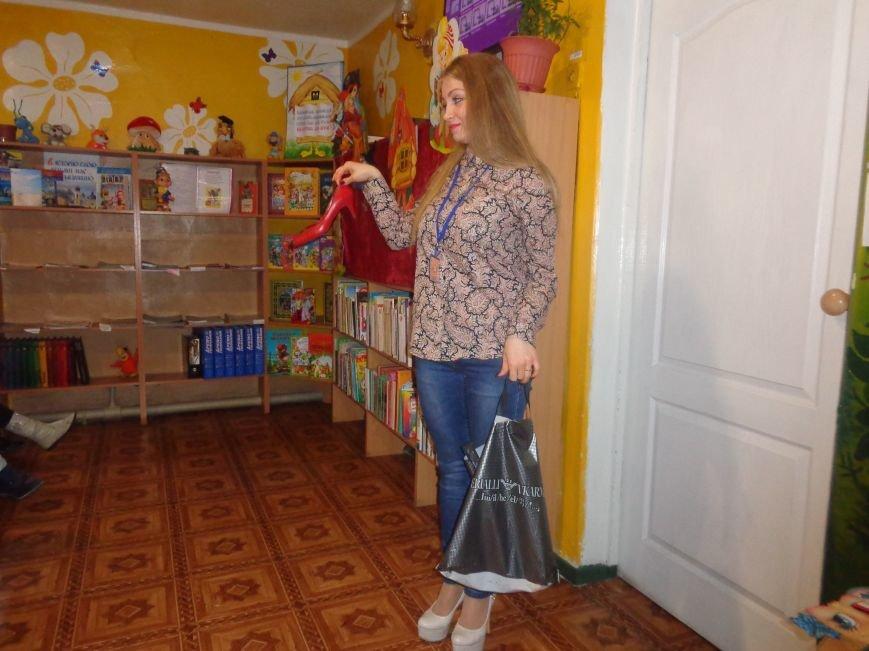 В детской центральной библиотеке имени А. П. Гайдара в Красноармейске задорно и весело прошел Праздник Книги (фото) - фото 13
