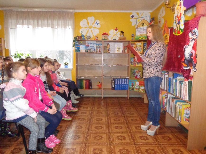 В детской центральной библиотеке имени А. П. Гайдара в Красноармейске задорно и весело прошел Праздник Книги (фото) - фото 2