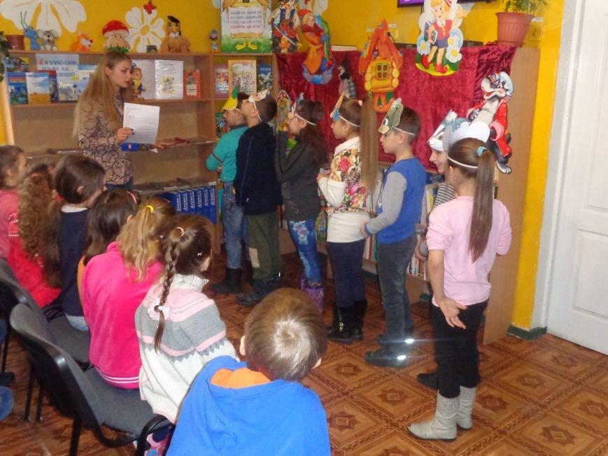 В детской центральной библиотеке имени А. П. Гайдара в Красноармейске задорно и весело прошел Праздник Книги (фото) - фото 16