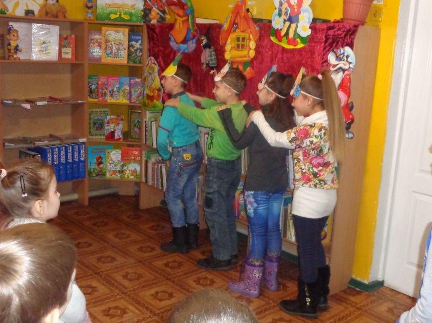 В детской центральной библиотеке имени А. П. Гайдара в Красноармейске задорно и весело прошел Праздник Книги (фото) - фото 20