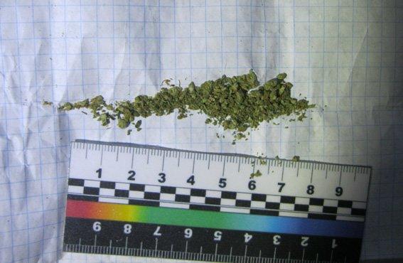 На Сумщине задержали водителя с наркотиками (ФОТО) (фото) - фото 1