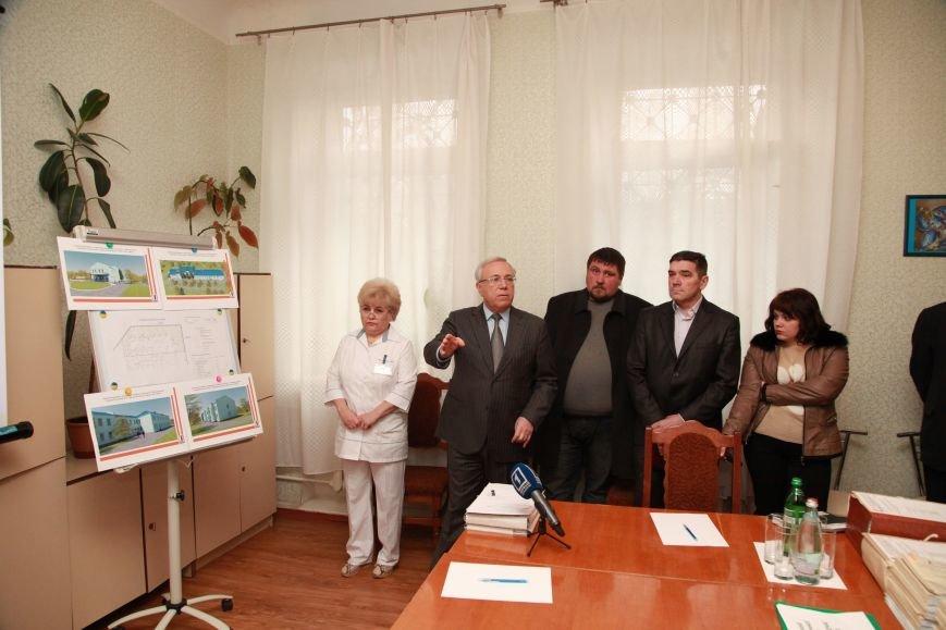 В Кривом Роге к концу года откроется госпиталь для реабилитации воинов АТО, - мэр Ю.Вилкул, фото-2