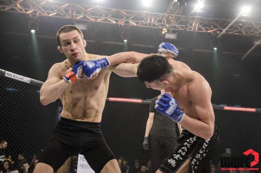 Ужгородський боєць Аллен Гаїбов: «Коли я у клітці, то мозок відключається, все працює на інстинктах» (фото) - фото 5
