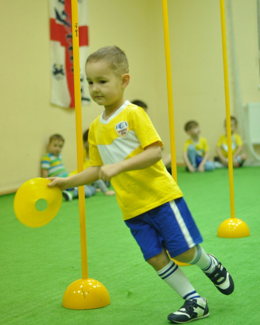 Открылся филиал футбольной школы