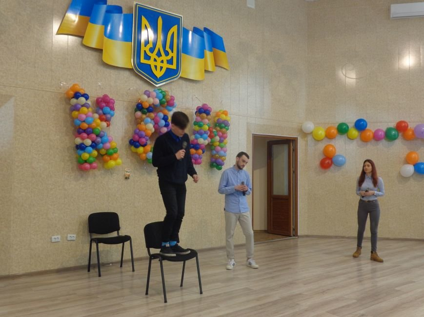 В Красноармейске прошел масштабный финал студенческой Лиги КВН (фото) - фото 6