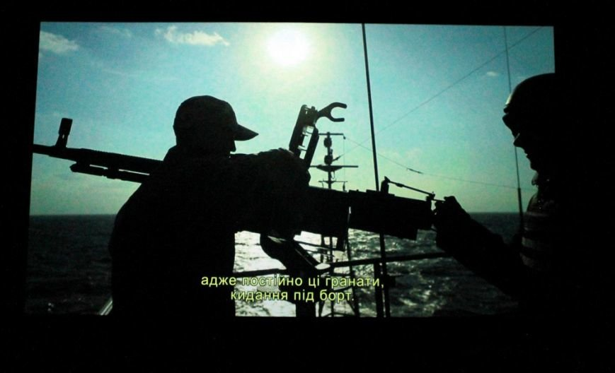 38eb14b03772af58911155e38db4e06d На премьере фильма «Крим: як це було» плакали одесситы и военные моряки