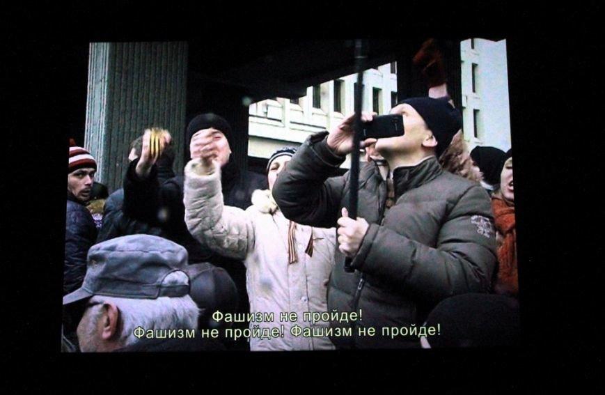 6bf88382360818f12951db4b95f29c66 На премьере фильма «Крим: як це було» плакали одесситы и военные моряки