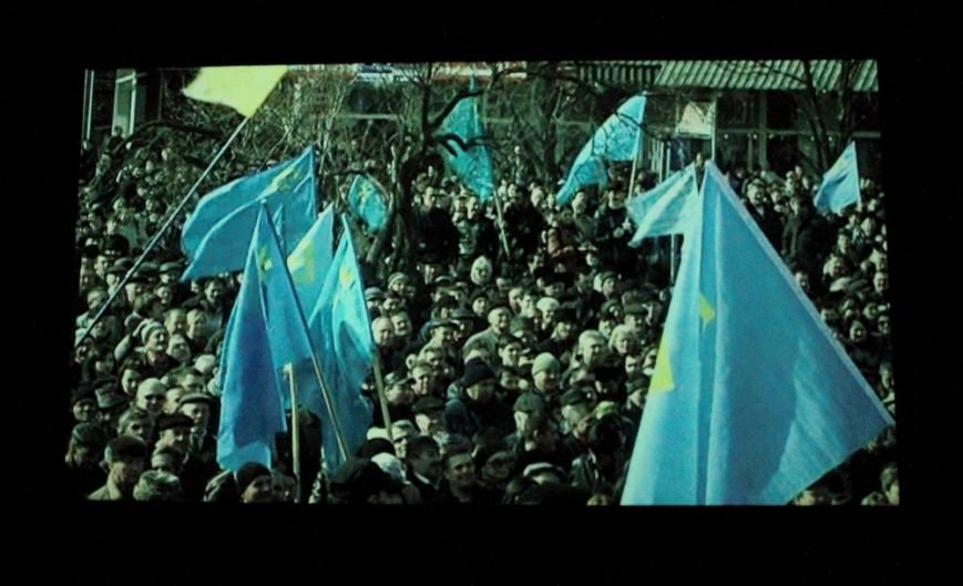 bbe8943496f244e6c23a775b4dee0dac На премьере фильма «Крим: як це було» плакали одесситы и военные моряки