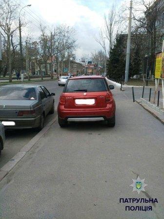 Шедевры паркования по-херсонски (фото) (фото) - фото 5