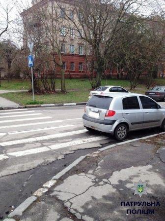 Шедевры паркования по-херсонски (фото) (фото) - фото 4