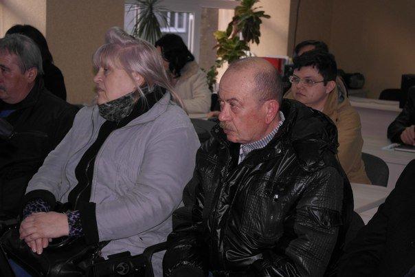 В Димитрове (Мирнограде) обсудили инструменты влияния на местную власть, , вопреки возражениям самих властей (фото) - фото 3