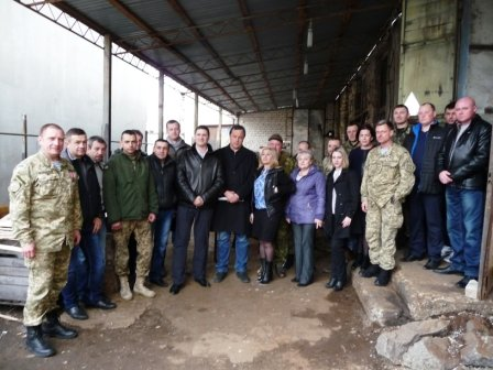 В Херсоне началось изготовление памятника погибшим на Донбассе херсонцам  (фото) (фото) - фото 2