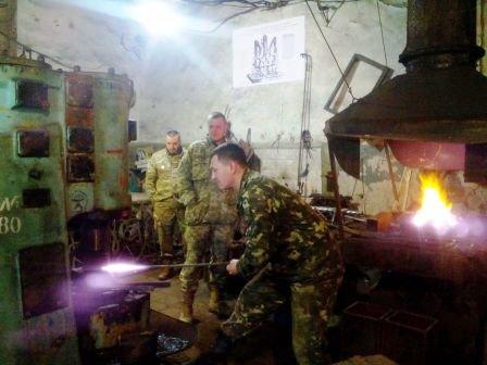 В Херсоне началось изготовление памятника погибшим на Донбассе херсонцам  (фото) (фото) - фото 1