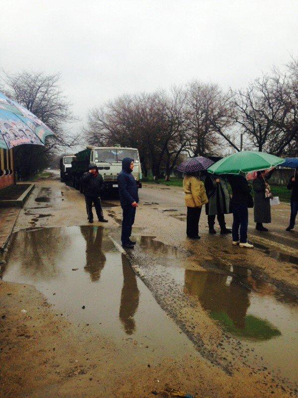 Власти Николаева поддержали жителей в акции протеста против фур (ФОТО) (фото) - фото 1