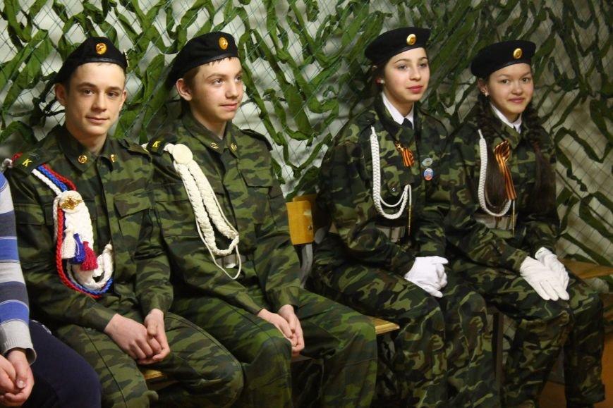 Патриоты Полевского встретились с кадетами области (фото) - фото 1