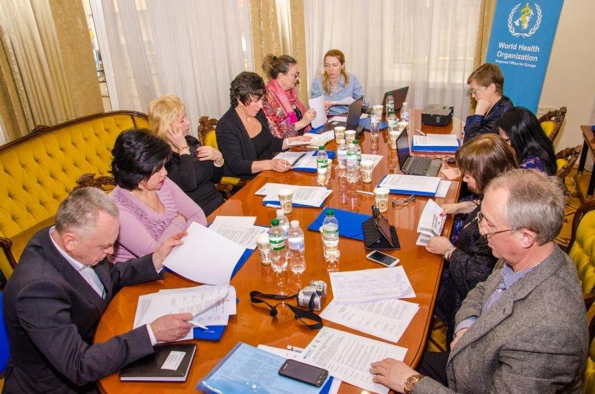 На Днепропетровщине стартовал проект «НИЗ: профилактика и укрепление здоровья в Украине» (ФОТО) (фото) - фото 1