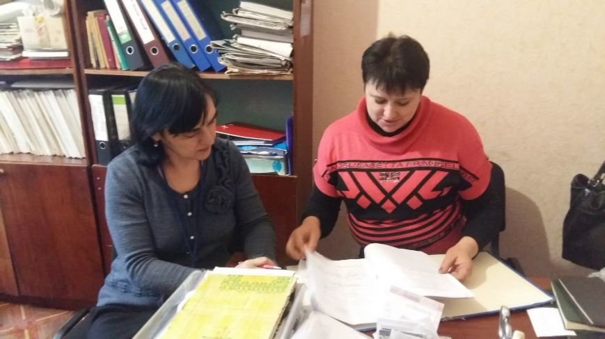 Красноармейский (покровский) ГЦЗ наладил тесную связь с Удачненским сельским советом (фото) - фото 4