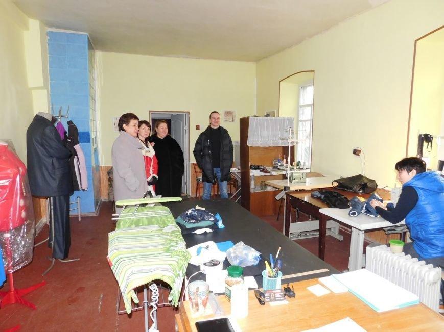 Представители ДТЭК посетили Добропольский район с визитом (фото) - фото 1