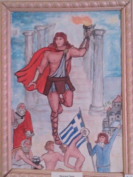 Греческая диаспора Бердянска отметила День независимости Греции (фото) - фото 7