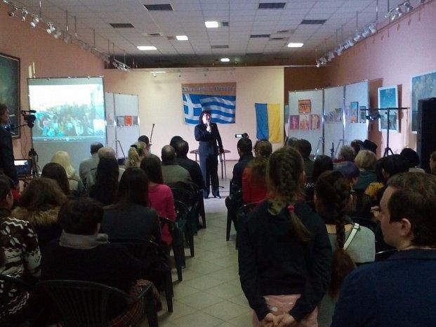 Греческая диаспора Бердянска отметила День независимости Греции (фото) - фото 5