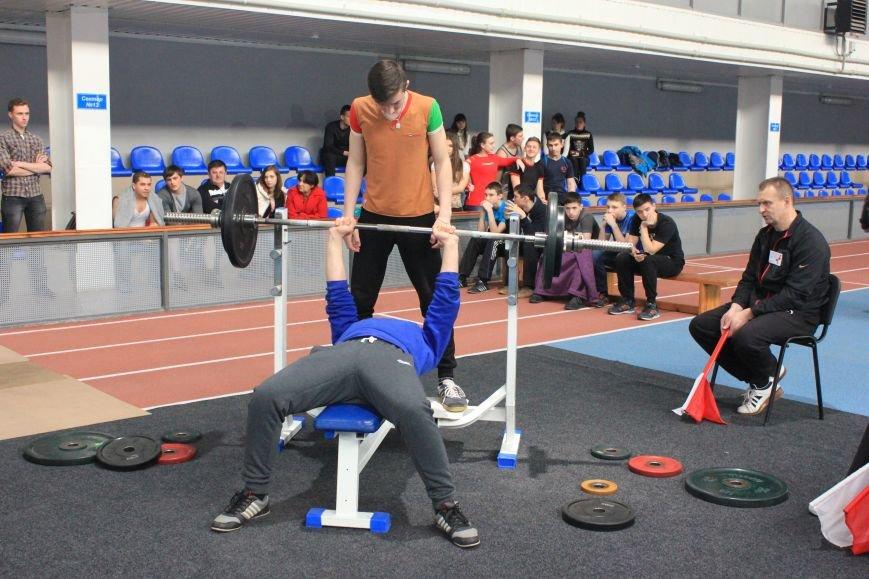 В Бахмуте прошли соревнования по классическому жиму (ФОТО), фото-1