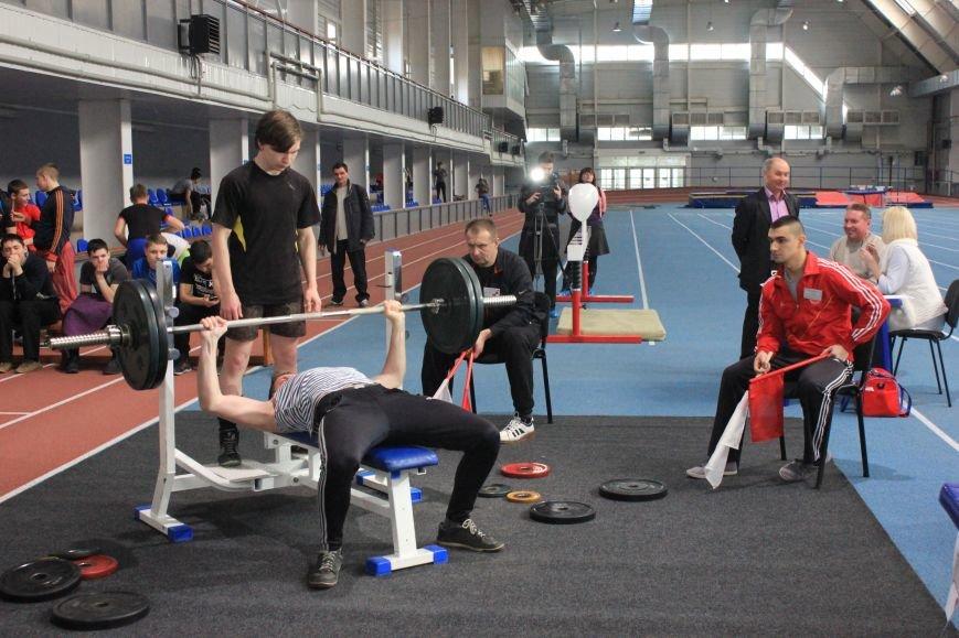 В Бахмуте прошли соревнования по классическому жиму (ФОТО), фото-3