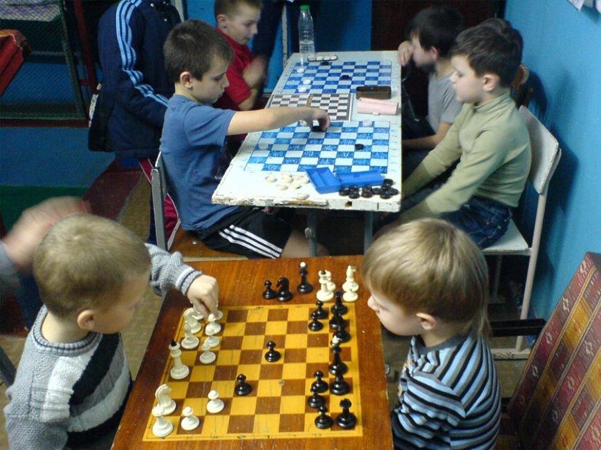В Красноармейске (Покровске) определили лучших шахматистов (фото) - фото 1