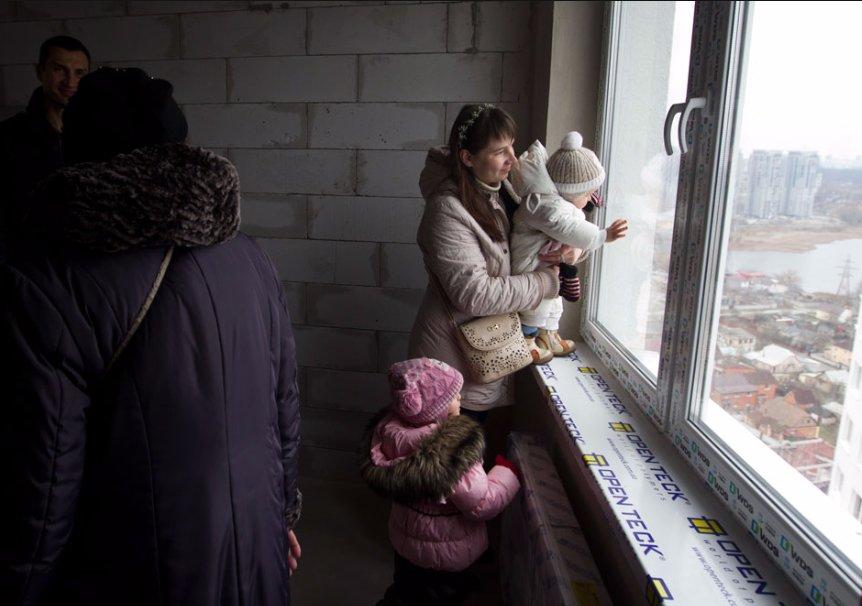 Марии Стус подарили квартиру в Киеве (ФОТО) (фото) - фото 2