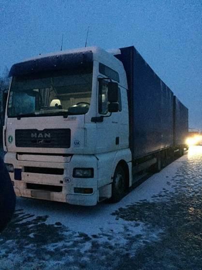 На границе Сумщины задержали контрабандные сигареты из РФ на 200 тысяч долларов (ФОТО) (фото) - фото 1