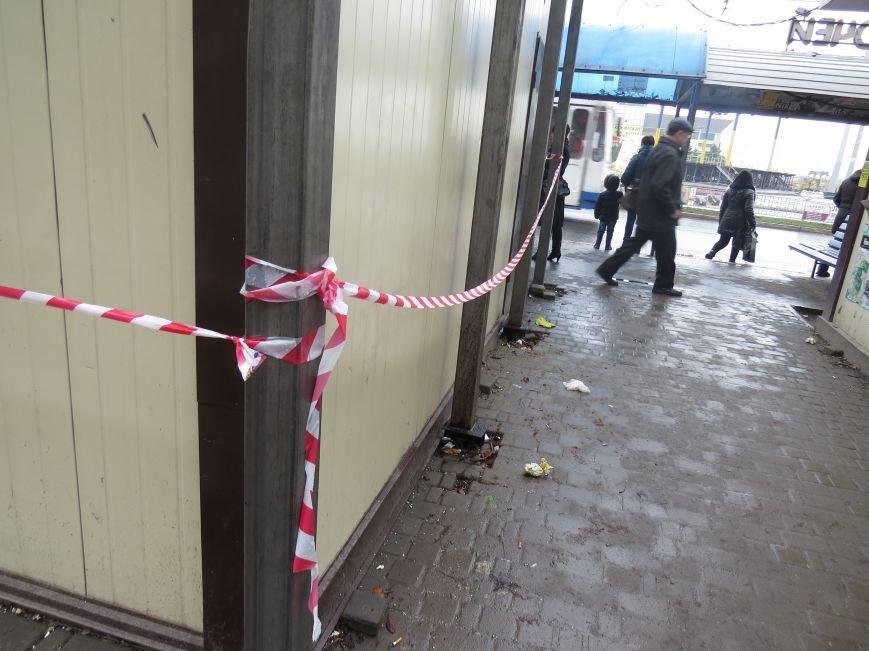 Мариупольцы продолжили борьбу с незаконной стройкой в центре города (ФОТО), фото-2