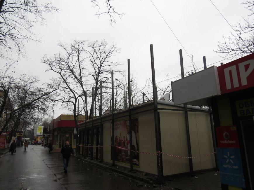 Мариупольцы продолжили борьбу с незаконной стройкой в центре города (ФОТО), фото-1