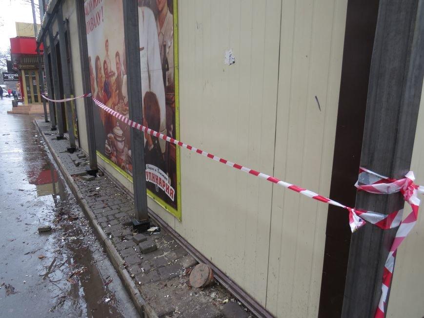 Мариупольцы продолжили борьбу с незаконной стройкой в центре города (ФОТО), фото-3