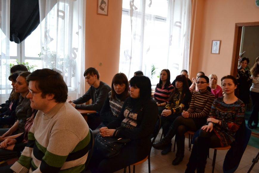 Днепропетровский поэт Владислав Малицкий представил в Днепродзержинске свою дебютную книгу, фото-5