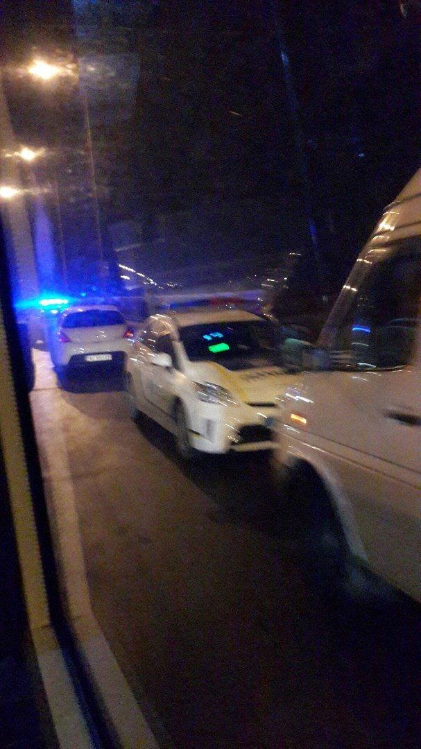 Два резонансных ДТП в Днепропетровске: столкновение на Старом мосту и улице Шевченко (ФОТО) (фото) - фото 3