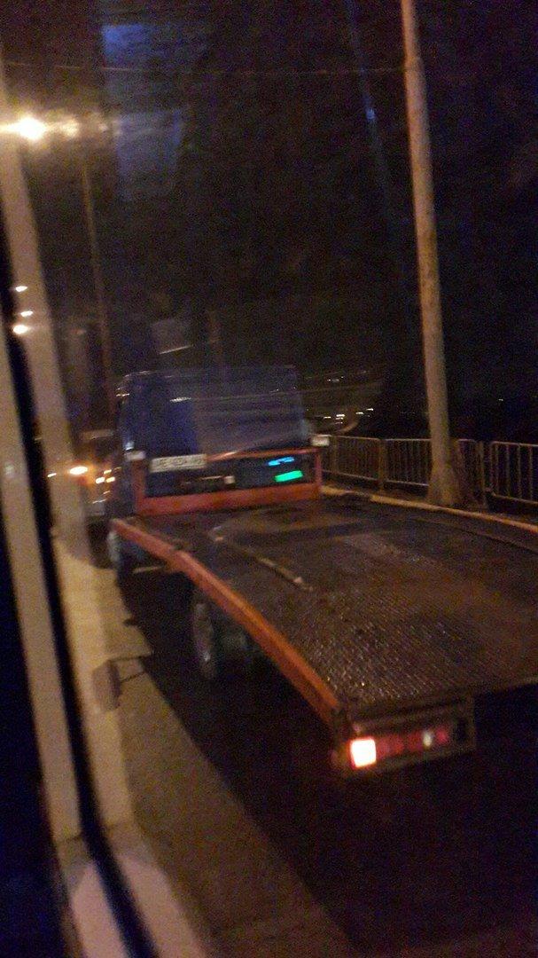 Два резонансных ДТП в Днепропетровске: столкновение на Старом мосту и улице Шевченко (ФОТО) (фото) - фото 4