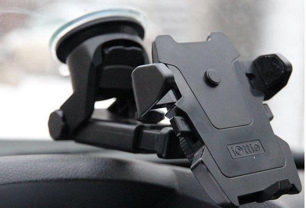 Ottie-мировой бестселлер среди автомобильных автодержателей (фото) - фото 3