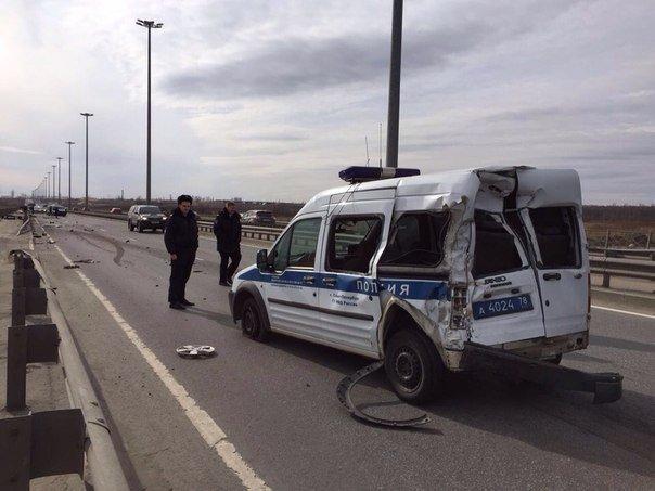 Страшное ДТП произошло на Витебском проспекте: один человек погиб (фото) - фото 1