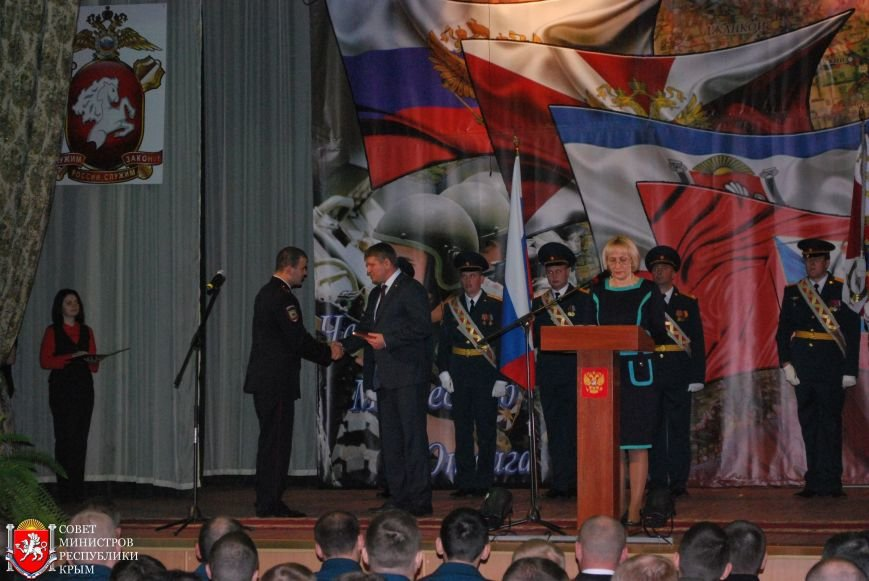 Шеремет поздравил военнослужащих с 205-ой годовщиной образования внутренних войск МВД (ФОТО), фото-3