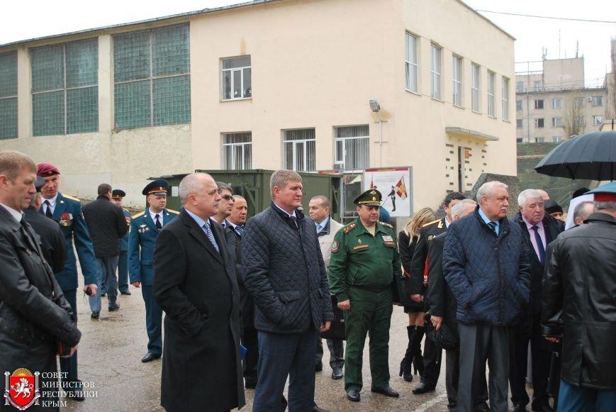Шеремет поздравил военнослужащих с 205-ой годовщиной образования внутренних войск МВД (ФОТО), фото-2