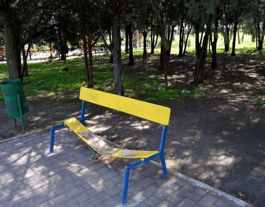 Благоустройство Черноморска осуществляется...(+фото) (фото) - фото 3