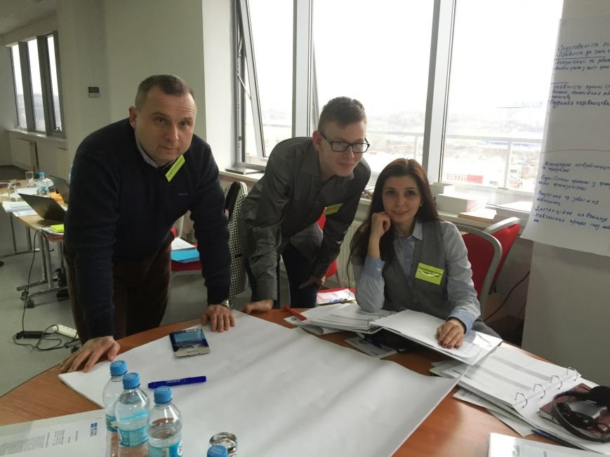 ДонНТУ Красноармейска принял участие в перспективной Программе развития лидерского потенциала университетов Украины (фото) - фото 1