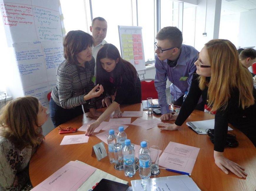 ДонНТУ Красноармейска принял участие в перспективной Программе развития лидерского потенциала университетов Украины (фото) - фото 2