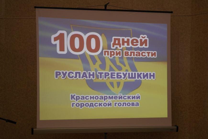 Городской голова Красноармейска (Покровска) озвучил результаты первых 100 дней работы на новой должности, фото-17