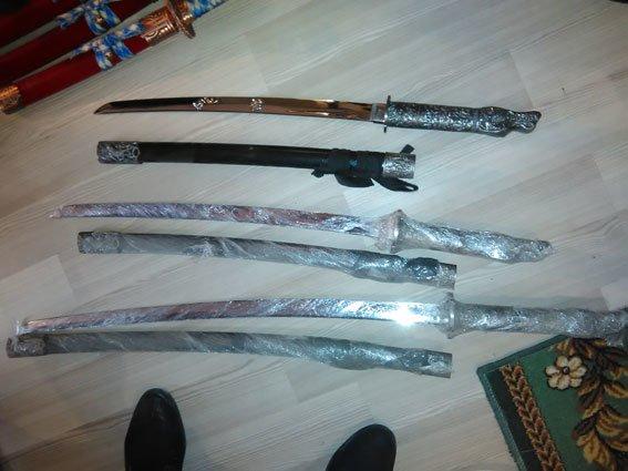 В Полтаве выкрыли коллекционера оружия (фото) - фото 2