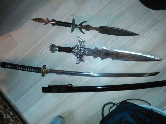 В Полтаве выкрыли коллекционера оружия (фото) - фото 3