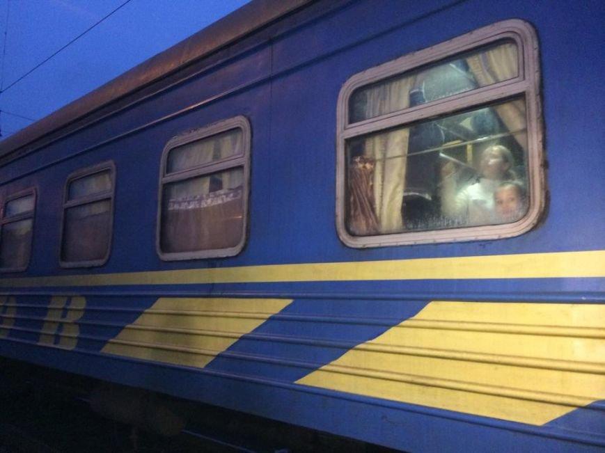 Дети из Сартаны отправились под Киев восстанавливать силы  и набираться впечатлений (ФОТО+ВИДЕО), фото-1