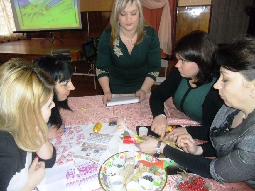 Педагоги Красноармейска (Покровска) продемонстрировали свой опыт в патриотическом воспитании молодежи (фото) - фото 2