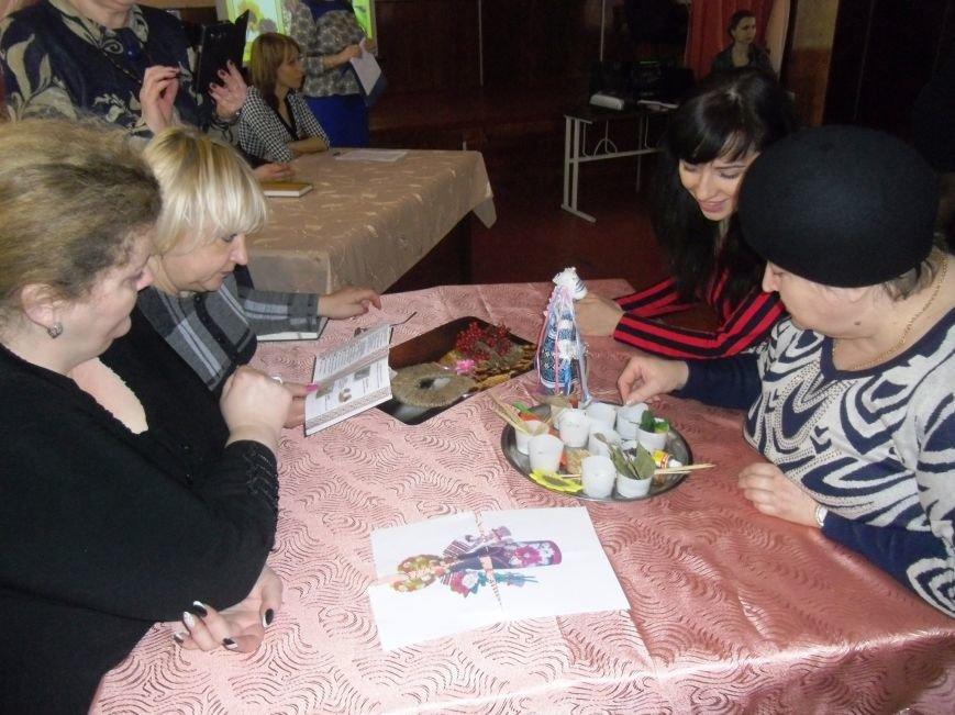 Педагоги Красноармейска (Покровска) продемонстрировали свой опыт в патриотическом воспитании молодежи (фото) - фото 1