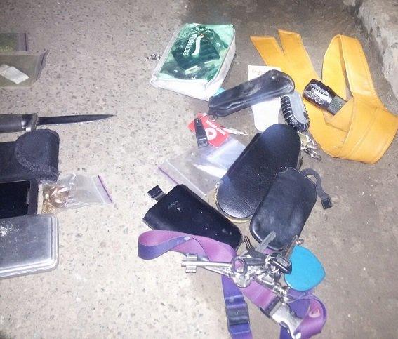В Киеве во время бегства от полиции умер подозреваемый (ФОТО) (фото) - фото 1