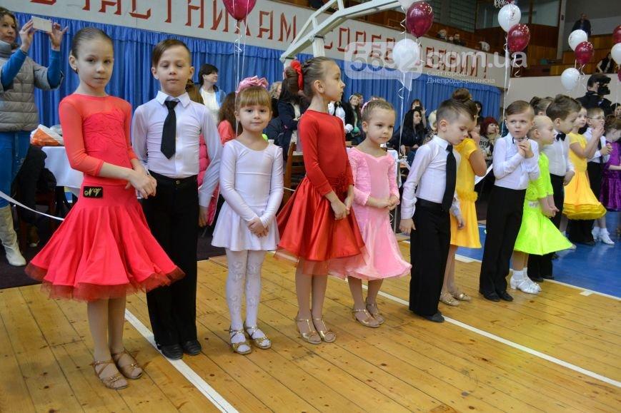 В Днепродзержинске проводится Кубок города по спортивным танцам (фото) - фото 4